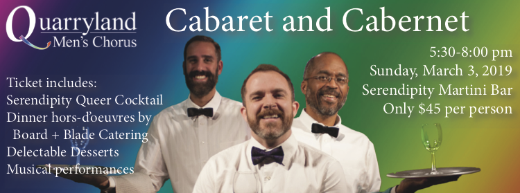 2019 Cabaret and Cabernet Banner